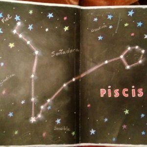 Art Journal: Piscis
