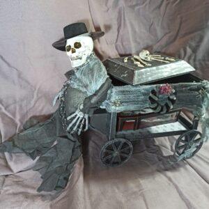 Caja para chuches (Decoración Halloween)